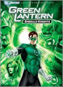 Lanterna Verde - Cavaleiros Esmeralda