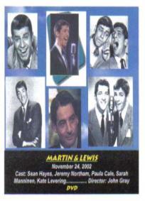 A Verdadeira História de Martin e Lewis