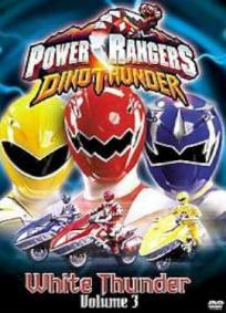 Power Rangers: Dino Trovão