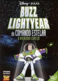 Buzz Lightyear do Comando Estelar - A Aventura Começa