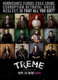 Treme - 3ª Temporada