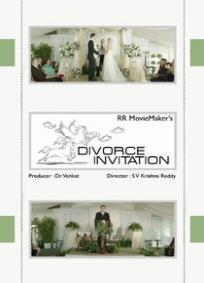 Um Convite de Divórcio