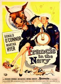 Francis In The Navy