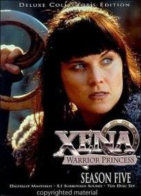 Xena - A Princesa Guerreira - 5ª Temporada