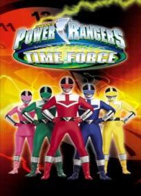 Power Rangers - Força do Tempo