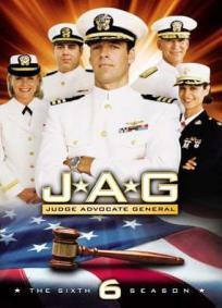 JAG - Ases Invencíveis - 6ª Temporada