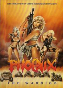 Phoenix - A Guerreira do Século XXI