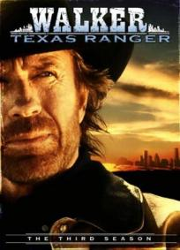 Walker, Texas Ranger (3ª Temporada)