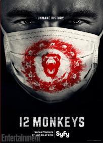 12 Macacos - 1ª Temporada