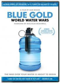 Ouro Azul: As Guerras Mundiais pela Água
