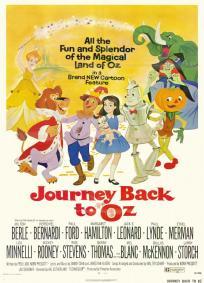 Mundo Maravilhoso de Oz - O Regresso