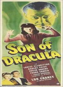 O Filho de Drácula
