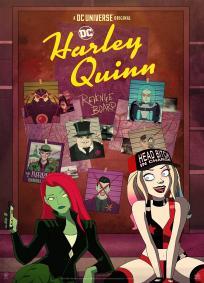Harley Quinn - 2 Temporada (serie de animação) (SERIADO)