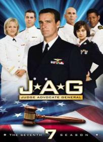 JAG - Ases Invencíveis - 7ª Temporada