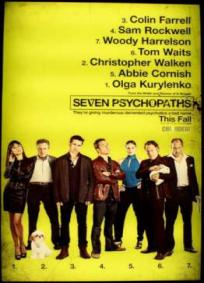 Sete Psicopatas e um Shih Tzu