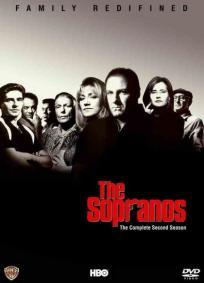 Família Soprano - 2ª Temporada
