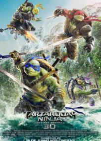 As Tartarugas Ninja 2 - Fora das Sombras