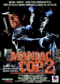 Maniac Cop 2 - O Vingador