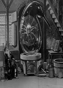 L'hallucination de L'alchimiste