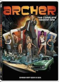 Archer - 1ª Temporada