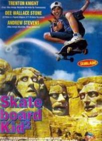 Skate Board Kid 2