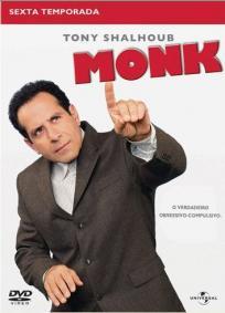 Monk - Um Detetive Diferente - 3ª Temporada