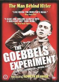 O Experimento Goebbels
