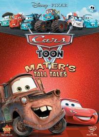 Cars Toons: As Grandes Histórias do Mate