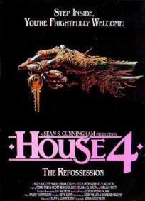 A Casa do Espanto 4