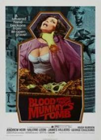 Sangue No Sarcófago Da Múmia