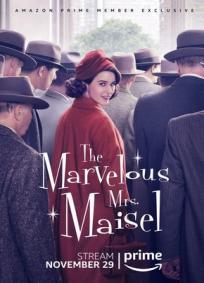 A Maravilhosa Sra. Maisel - 1ª Temporada