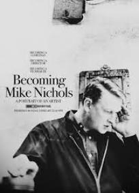 Retrato de Mike Nichols