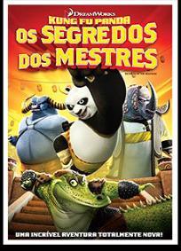 Kung Fu Panda - Os Segredos dos Mestres