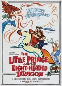 Príncipe Suzano e o Dragão de Oito Cabeças