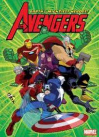 Os Vingadores - Os Super Heróis mais Poderosos da Terra