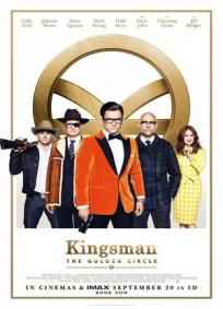 Kingsman - O Círculo Dourado
