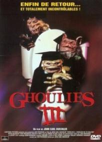 Ghoulies vão ao Colégio
