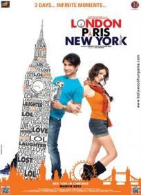Londres Paris Nova Iorque
