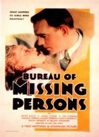 Os Desaparecidos (1933)