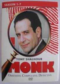 Monk - Um Detetive Diferente - 7ª Temporada