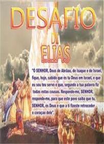 O Desafio de Elias