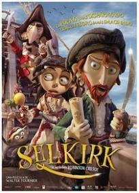 Selkirk, o Verdadeiro Robinson Crusoé