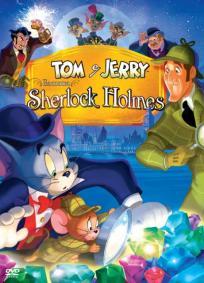 Tom e Jerry Encontram Sherlock Holmes