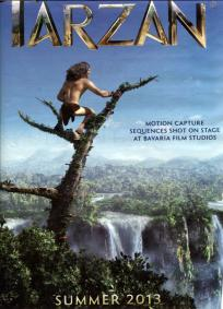Tarzan 3D - A Evolução da Lenda