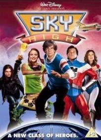 Sky-High - Super Escola de Heróis