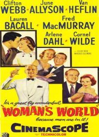 O Mundo É das Mulheres
