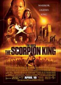 O Escorpião Rei