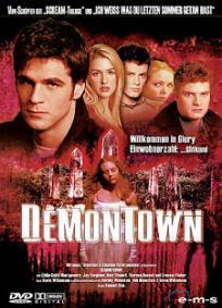 Demon Town - A Cidade do Demônio