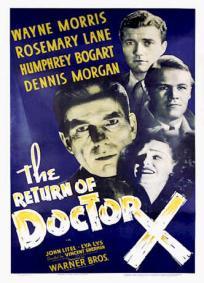 A Volta do Doutor X