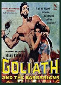 Golias Contra os Bárbaros